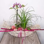 Gesteck Blumenwiese